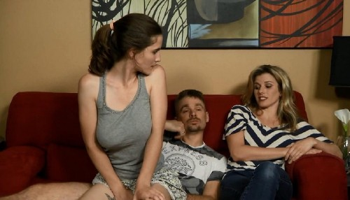 Molly Jane – Masturbating On The Couch With Daddy (2014/BareBackStudios.com/HD)