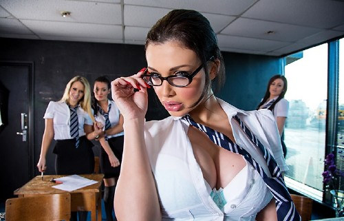 BigTitAtSchool.com – Aletta Ocean – Spy Hard 3: Hit Girl [HD 720p] »