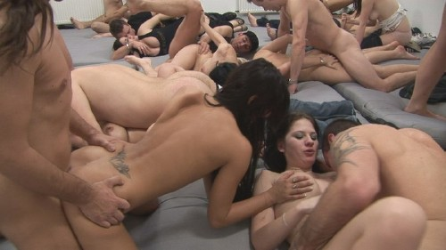 CzechMegaSwingers.com - Czech Mega Swingers 15 - Part 1,2,3 - Hall Of Fame Boober [HD 720p] »