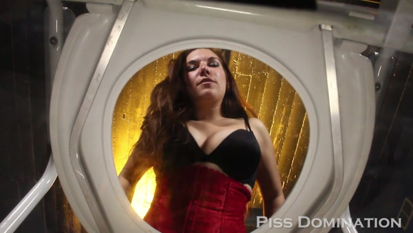 My Piss Is All You Get [FullHD] – PissDomination.com