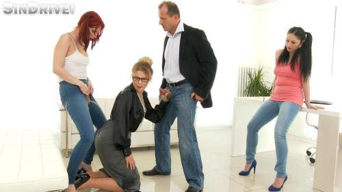 Leila Smith, Vanessa Decker, Angel Diamonds – The Return Of Mrs. Applepee.. [HD] – G0lden Sh0wer P0wer / S!n Dr!ve