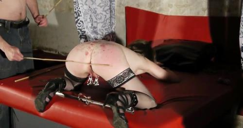 Soumise Sandy french bdsm submissive (2015/BDSM/SD)